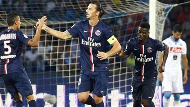 Video Napoli 1-2 Paris Saint: Siêu sao lên tiếng