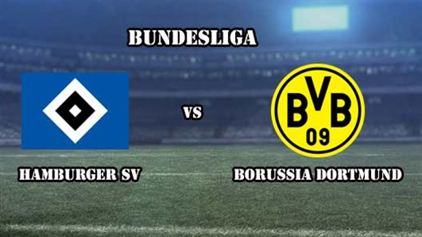 hamburg sv vs dortmund