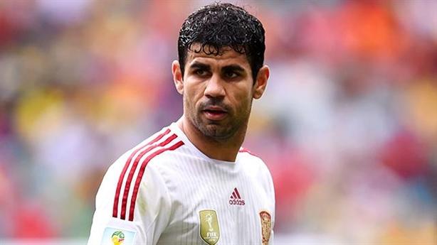 La Roja không cần Diego Costa; Khác máu, vô duyên