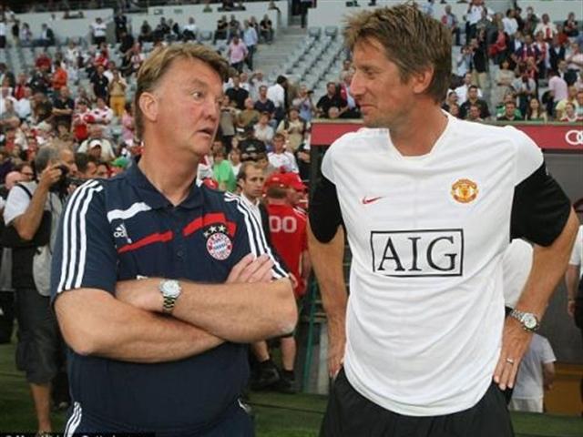 Van Gaal sẽ mang vinh quang trở lại Man United