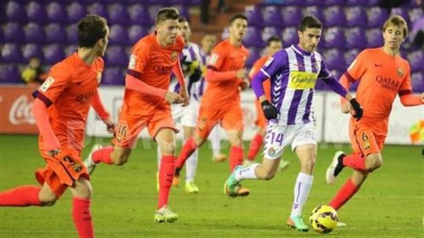 Trận đấu đáng ngờ; (Hạng Hai TBN) 02:00, 20/05/15, Barcelona B - Valladolid