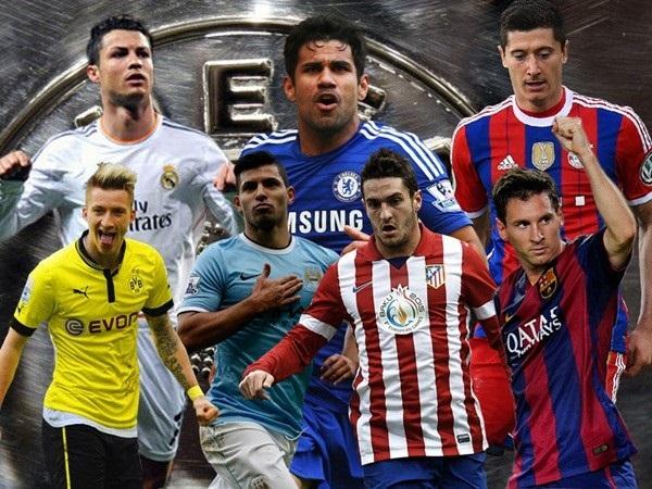 Vòng 1/8 Champions League: Tránh đâu cho khỏi ...nắng