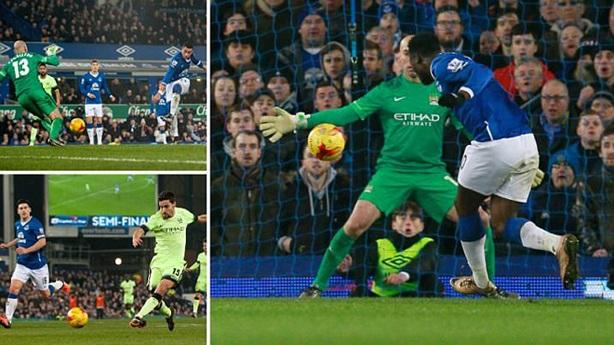 Highlights: Everton 2-1 Manchester City