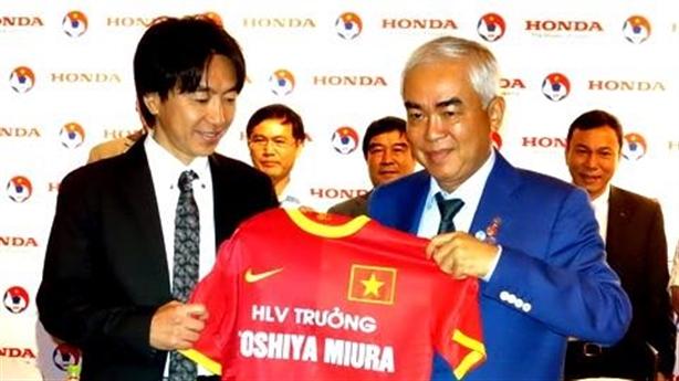 Cuộc tình VFF - Miura: Chia tay không êm ấm