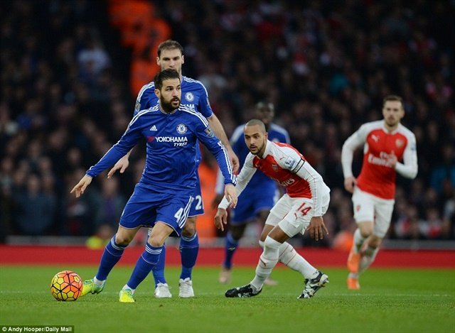 Highlights: Arsenal 0-1 Chelsea