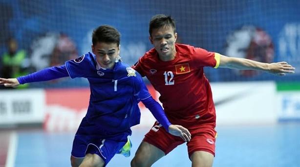 Highlights: Thái Lan 8-0 Việt Nam