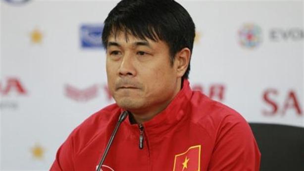 HLV Hữu Thắng tiếc vì Văn Quyết không thể lên tuyển