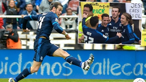 Highlights: Rayo Vallecano 2-3 Real Madrid