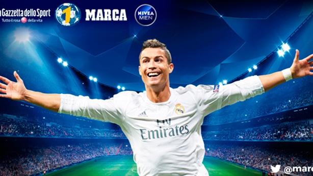 Ronaldo dẫn đầu Cầu thủ hay nhất Champions League