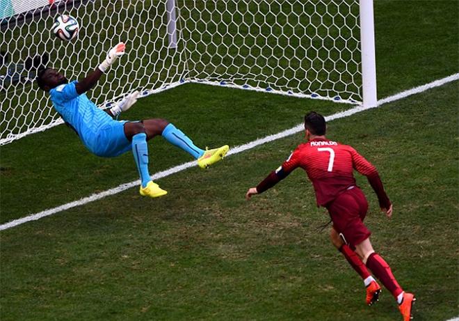 Video Bồ Đào Nha 2-1 Ghana: CR7 ghi bàn và chia tay World Cup