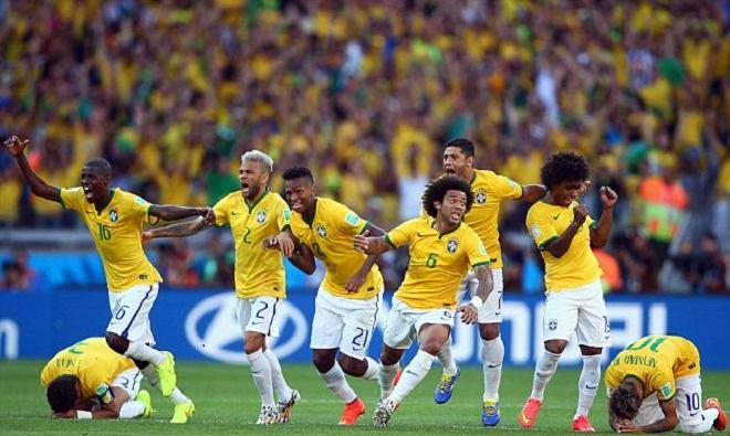 Video Brazil 1-1 Chile (Pen: 3-2): Vũ công samba toát mồ hôi vào tứ kết
