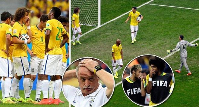 Video Brazil 0-3 Hà Lan: Thảm bại nhục nhã trên sân nhà