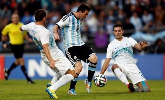 Chiêm ngưỡng màn trình diễn của Lionel Messi ở World Cup 2014