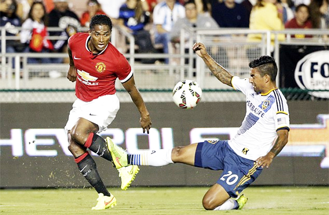 Video LA Galaxy 0-7 Manchester United: Chiến thắng hủy diệt